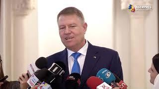 Iohannis: Mai este de lucru până când ajungem la o societate democratică matură