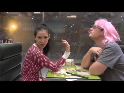 Hong Kong - Shennanigans with Tina & Tequila