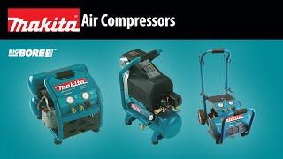 MAKITA Air Compressors - Thumbnail