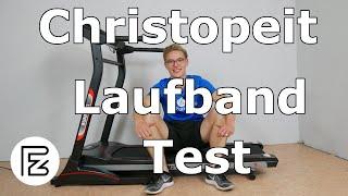 Christopeit Laufband TM2 Pro im Test - Ist es der Renner?