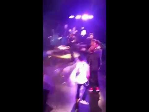 "Seth Rogen and Backstreet Boys Perform ""Backstreets Back"""