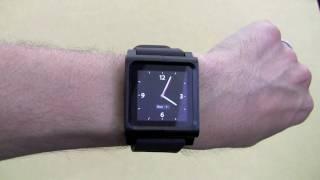 LunaTik Watch Band Black