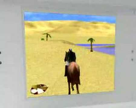 jeux wii real stories mission equitation