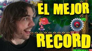 SUPER MARIO MAKER 2 | SUPERO UN RECORD DEL MEJOR!!!! JC DE PICNIC!!!
