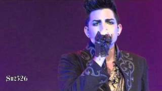 Adam Lambert Soaked Hollywood, FL 091910.m4v