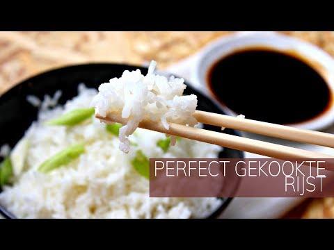 ALTIJD PERFECTE RIJST KOKEN | Tutorial | Gewoon Lekker Groen