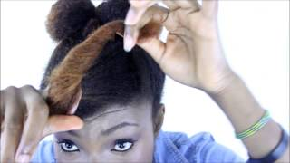 JANELLE MONAE INSPIRED NATURAL HAIRSTYLES