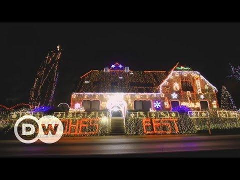 Deutschlands größtes Weihnachtshaus | DW Deutsch