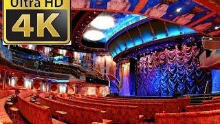 Costa Mediterranea 4k Ultra HD Tour Sony FDR-AX100E Cruise Tour