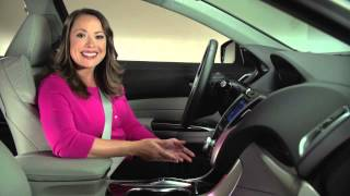 Acura - 2015 TLX - Using Voice Commands