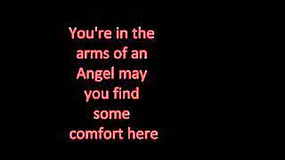 In The Arms Of An Angel By Sarah Mclachlan Karaoke