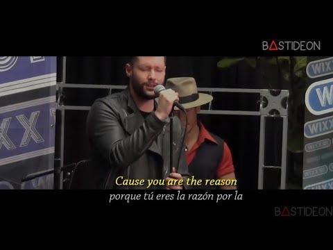 Calum Scott - You Are The Reason (Sub Español + Lyrics)