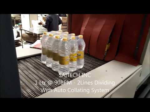 Water Bottle Shrink Packaging Machine