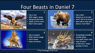 Understanding Daniel's Visions - Chapter 7 & 8