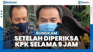 Diperiksa KPK Hampir 9 Jam, Wakil Ketua DPR RI Azis Syamsuddin Bungkam