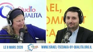 TSEDAKA #2- Le Séif 46, l'équivalent israélien du Cerfa