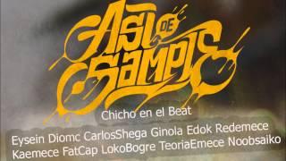 Promocional Asidesample (Chicho en el beat)