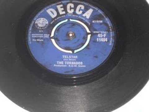 Tornados Square Pegs Telstar The Song Is You