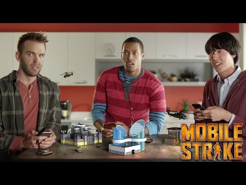 Commercial for Mobile Strike (2016) (Television Commercial)
