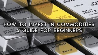 When to trade commodities