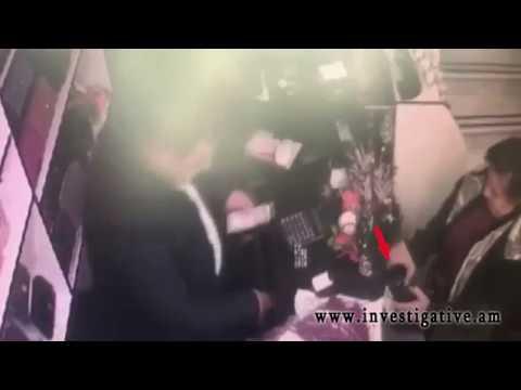 Հագուստի խանութից գողացել են քաղաքացու բջջային հեռախոսը (տեսանյութ)