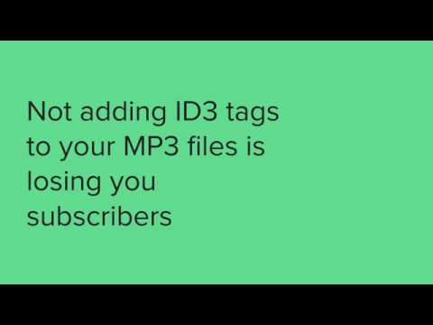 What is ID3 tagging and why is it important for discoverability of your podcast