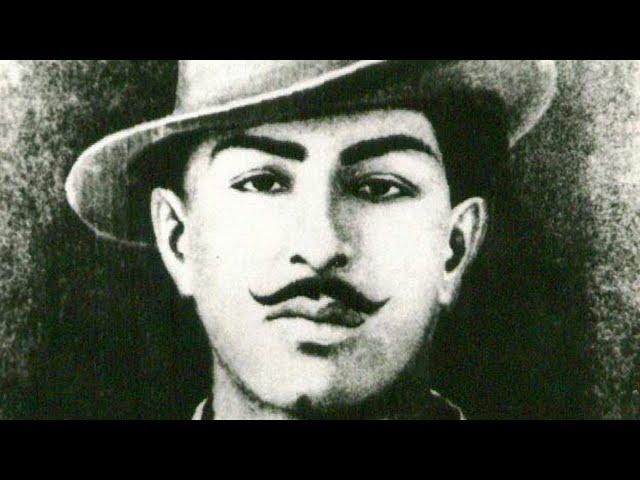 הגיית וידאו של Bhagat Singh בשנת אנגלית