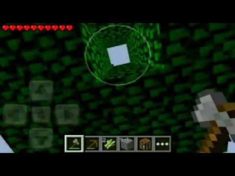 Выживание в Minecraft PE #1 Начало