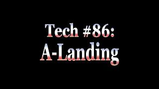 Tech of the Week - A-Landing