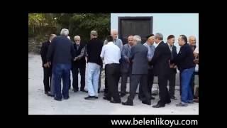 preview picture of video 'www belenlikoyu com ramazan bayramı 2013 belenli köyü bayramlaşma'