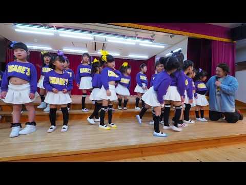 2019.03.23 西伊丹幼稚園ダンス発表会〈Natsumi class〉