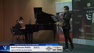 David Francome Padilla plays Light of Sothis by Amy Quate