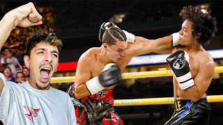 My Reaction to the FaZe Jarvis KNOCKOUT! (Ringside)