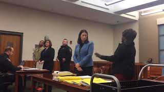 Syracuse shooting victim's grandmother forgives teen in Onondaga County Court