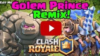 Golem Prince 'BLAST RAID' Remix | Clash Music | 200 Subscribers Special!