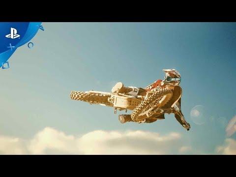 Trailer de MX vs ATV All Out