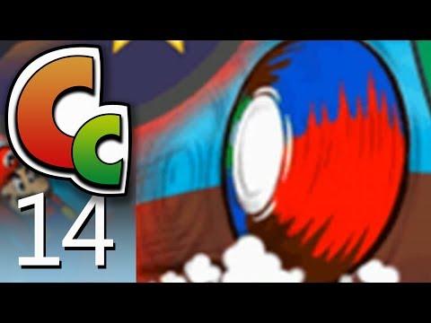 Mario & Luigi: Partners in Time – Episode 14: Ballin' Bros.