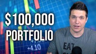 Let's Fix This $100,000 Portfolio
