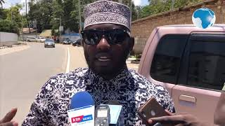 Lamu Senator Anwar Loitiptip brushes off allegations that Hanifa Were