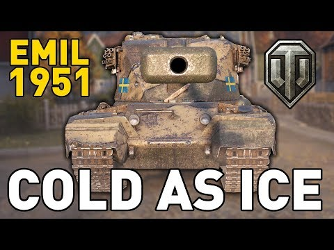 World of Tanks || COLD AS ICE!
