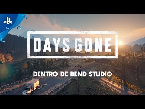 Creando Days Gone, Dentro de Bend Studio