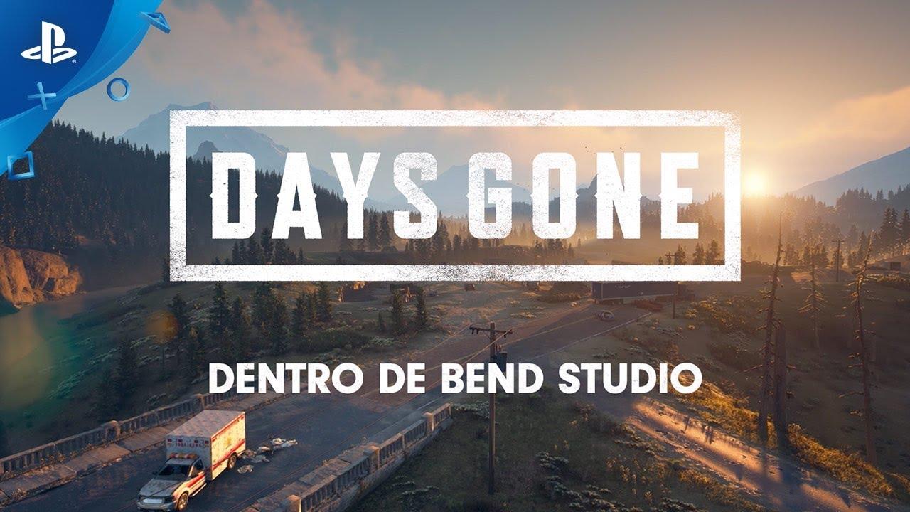 Creando Days Gone, Dentro de Bend Studio