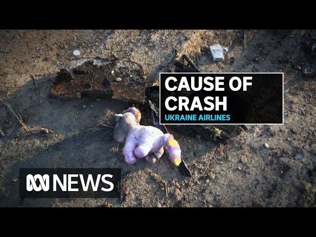 Authorities begin questions on Ukraine Airlines crash in Iran | ABC News