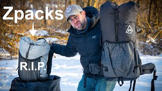 Why I'm Ditching My Zpacks Arc Blast for a Hyperlite Mountain Gear Southwest 3400