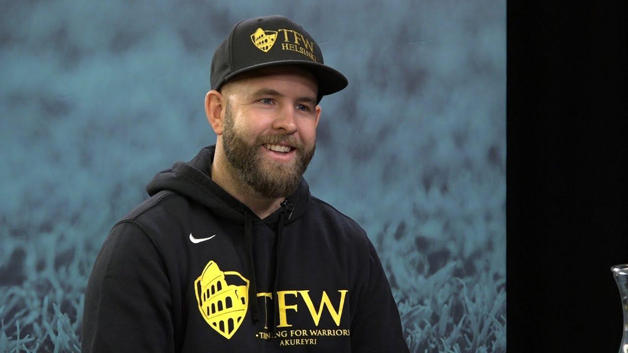 51. þáttur - Egill Ármann Kristinsson, eigandi Training for WarriorsThumbnail not found