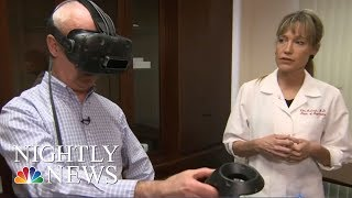 Can Virtual Reality Sessions Treat Chronic Pain? Stanford Doctor Yes | NBC Nightly News