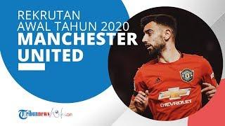 Profil Bruno Fernandes - Rekrutan Manchester United di Awal Tahun 2020