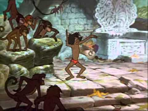 I want to be like you – Jungle Book Songs