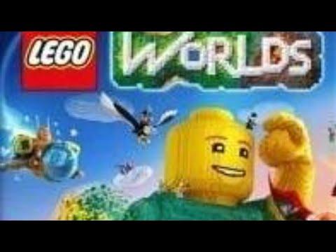 LEGO WORLDS/ИГРА ЛЕГО МИР