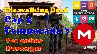 The Walking Dead Capítulo 5 Temporada 7 Descargar Mega Online